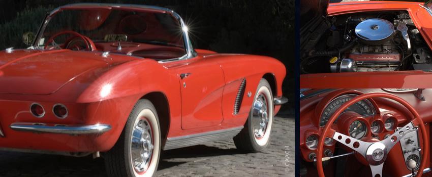 Chevrole Corvette_portfolio