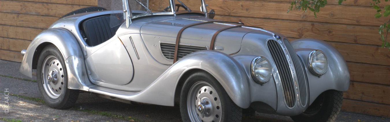 BMW 328 Roadster 1938