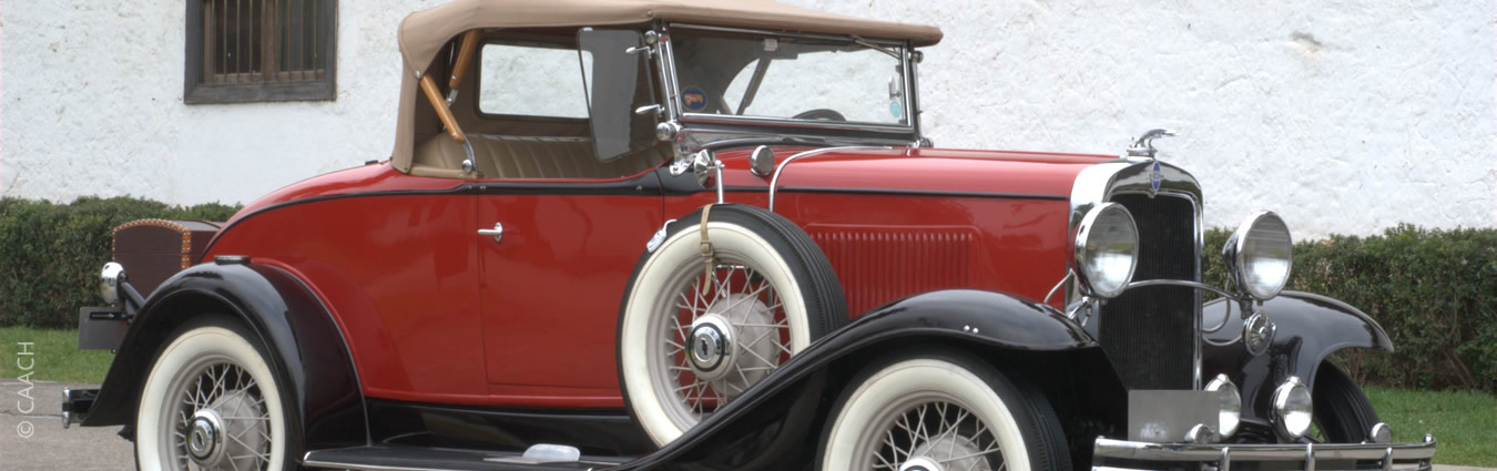 Chevrolet Sport Roadster Serie AE Independence 1931