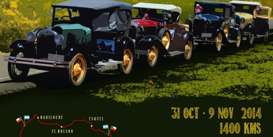 Poster Rally Aventura