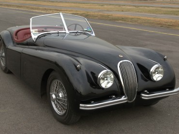 Jaguar-XK-120-1954