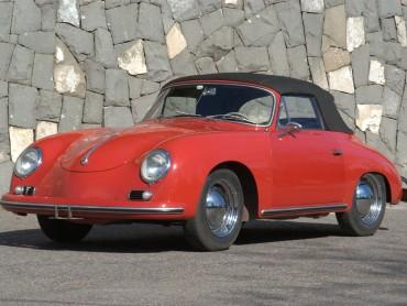 Porsche 356A Cabrio 1958